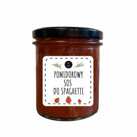 Pomidorowy sos dospaghetti