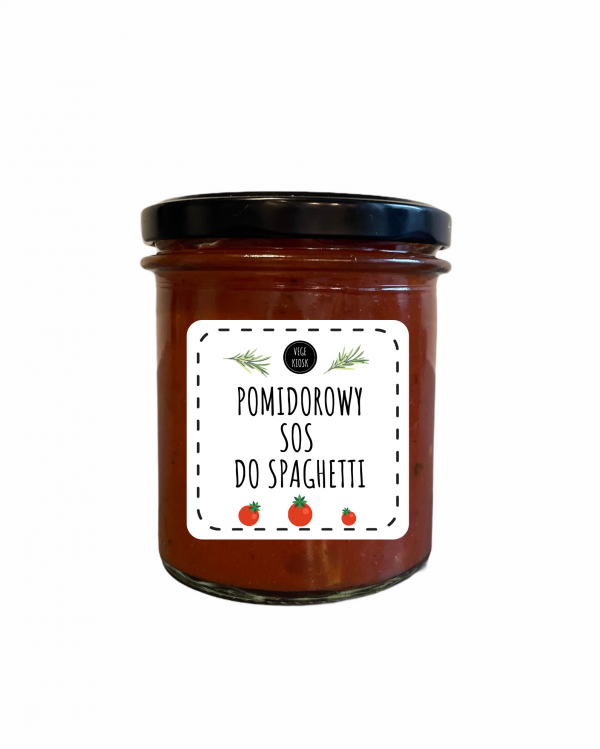 Pomidorowy sos do spaghetti