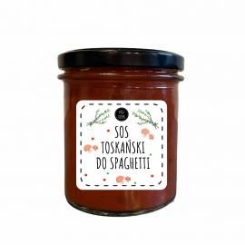 Sos toskański dospaghetti